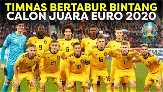 5 TIM TERKUAT BERTABUR BINTANG CALON JUARA EURO 2020