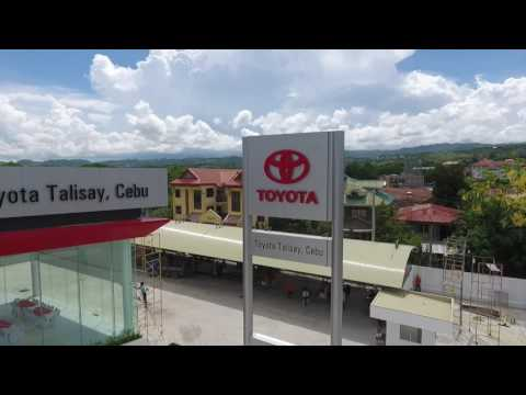 Aerial Cinematography for Toyota Talisay Cebu