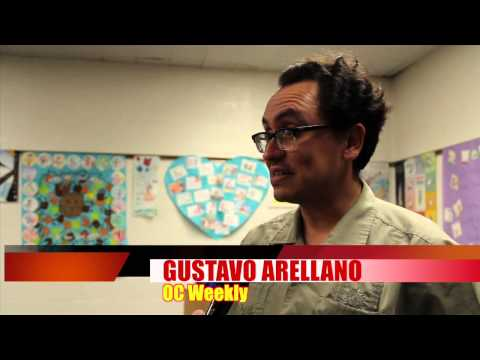 A Conversation with Gustavo Arellano