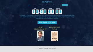 PODONE - THE ICO REVIEW - THE NEXT GLOBAL PHASE