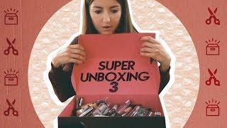 SUPER UNBOXING 3   ALEXANDRA PEREIRA