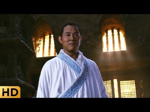 Лу Янь против монаха. Запретное царство.