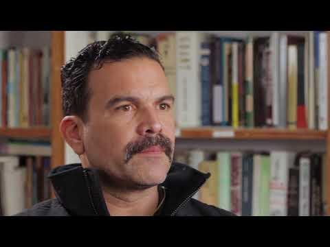 Ricardo Chavira talks Jesus Hopped the 'A' Train