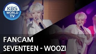 [FOCUSED] SEVENTEEN's WOOZI - Oh My! [Music Bank / 2018.08.03]