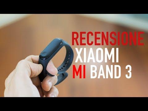Recensione Xiaomi Mi Band 3 - Ancora una volta un best buy!