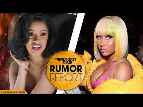 Nicki Minaj Accuses Cardi B of Building Career off Payola
