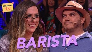 Barista | Entrevista com Especialista | Lady Night | Nova Temporada | Humor Multishow