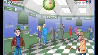 Персонажи и анимация для игры