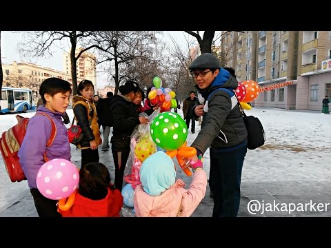 First Day in Pyongyang North Korea