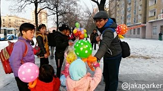 first day 2016 in pyongyang north korea
