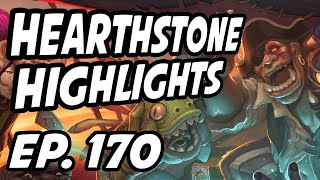 Hearthstone Daily Highlights | Ep. 170 | PlayHearthstone, danehearth, EtripsTenshi, DisguisedToastHS