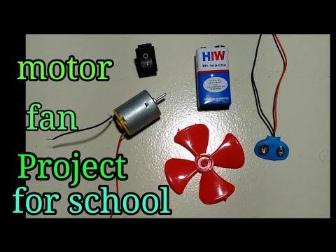 motor fan project | school project items | fan project | windmill project | motor | fan