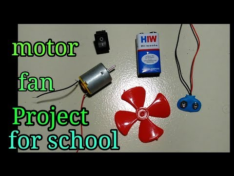 motor-fan-project- -school-project-items- -fan-project- -windmill-project- -motor- -fan