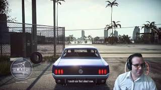 NFS Heat - Batendo papo e o carro