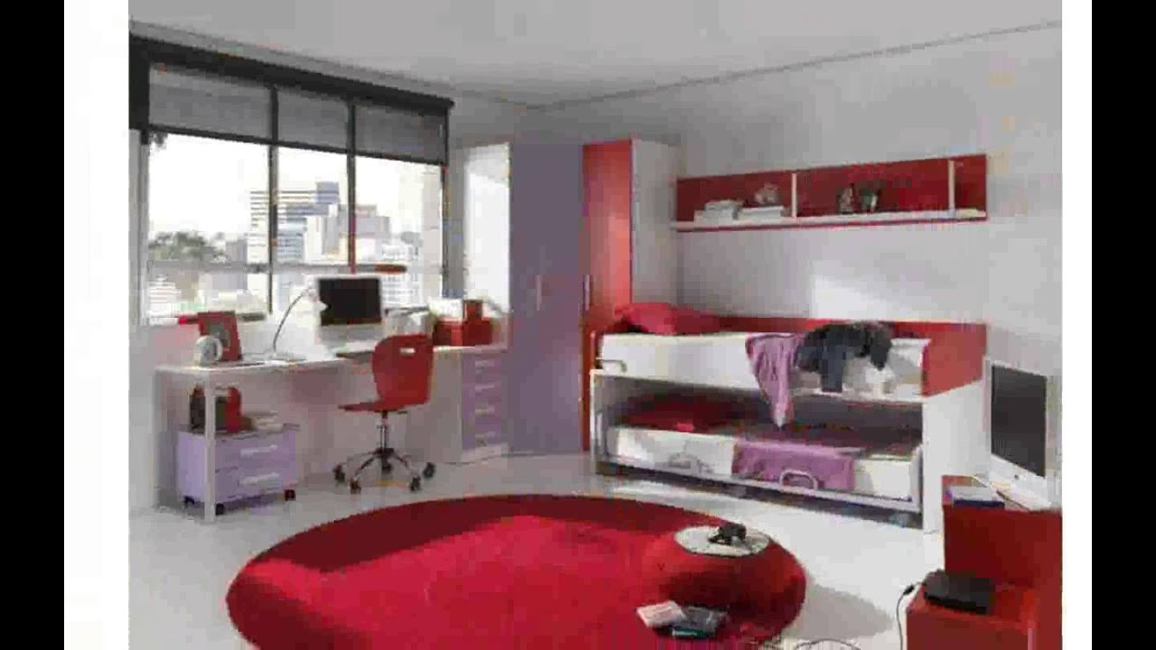 Muebles Modulares Para Habitaciones Juveniles  YouTube