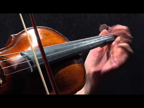 Rachel Kolly d'Alba plays Ysaÿe sonata n°3