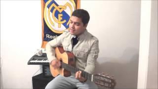 Angel Rocca - Nada valgo sin tu amor (Juanes) COVER