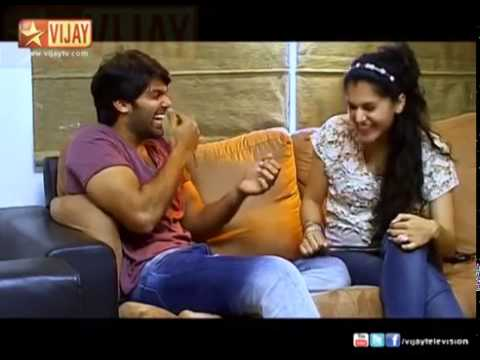 Arya's Best chat with Taapsee Pannu (Semma Kadala)