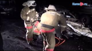 В Курске столкнулись 6 автомобилей