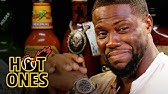 Kevin Hart Catches a High Eating Spicy WingsHot Ones