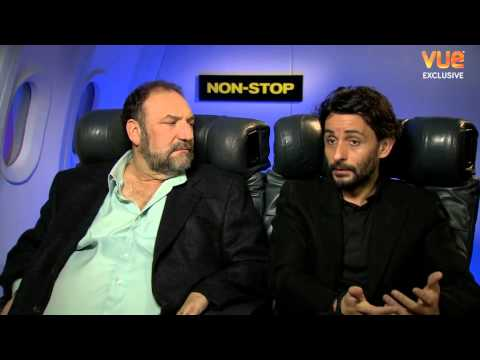 Non-Stop - exclusive interview with Jaume Collet-Serra and Joel Silver