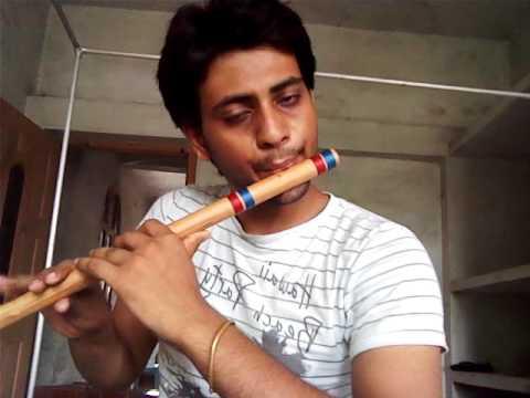 Main Tenu Samjhawan Ki on Flute.
