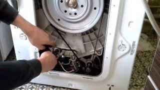 Как поменять ТЭН  нагрева воды  на стиральной машинке LG 10150NU.(Снимается достаточно легко.Ставится в обратной последовательности., 2015-07-24T21:47:46.000Z)