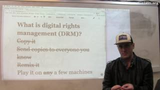 What is digital rights management (DRM)?