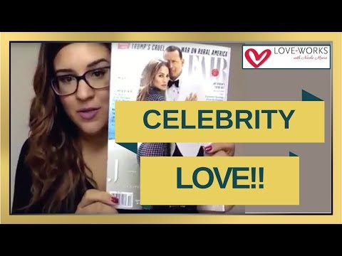 CELEBRITY LOVE!!  Meghan Markle & JLo teach us how to find the One!