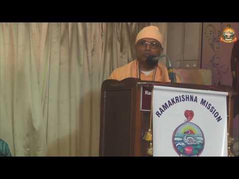 Special lecture by Rev Sw. Baneshwaranandaji Mj