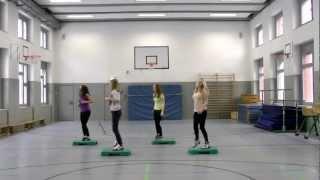 Deutsche Schule Moskau - Step Aerobic Dance