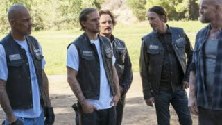"""Sons of Anarchy After Show Season 7 Episode 10 """"Faith and Despondency"""" 