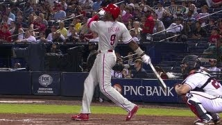 Brown crushes his 27th home run of the year
