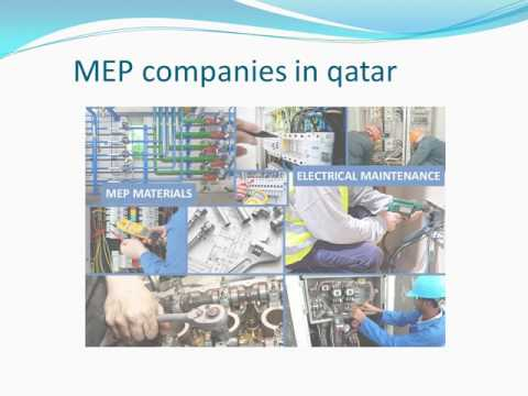 MEP contractors in qatar mp4