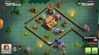 """THE BEST BH3 BASE"" WITH DEFENSE REPLAYS PROOF IN Clash Of Clans!!!"