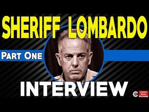 🔴 Sheriff Joe Lombardo INTERVIEW On Las Vegas Shooting -- PART ONE
