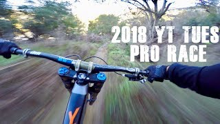 First Ride: 2018 YT Tues CF Pro Race