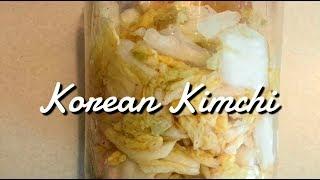 Cover images Korean Kimichi