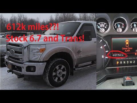 Highest-Mile 6.7 Powerstroke EVER??! 612,000+ miles on original engine