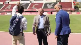 وفد برشلونة يزور الأهلي لتفعيل برنامج «الأخلاق قبل الرياضة»