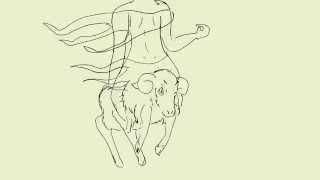 ram rider rides the ram.