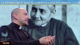 Le apparizioni di Gesù alla mistica Luisa Piccarreta