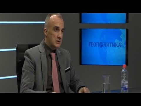 Geopolitika 17.  januar 2019 gost Dragoslav Bokan