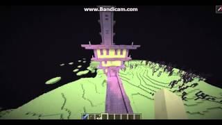 Minecraft 1.9 ENDER CİTY NASIL GİDİLİR !