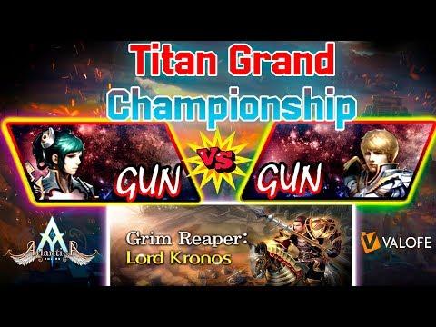 Titan 02/02/2020 PM: Final - XSibeliuSX Vs GoztarS - Atlantica Online Valofe