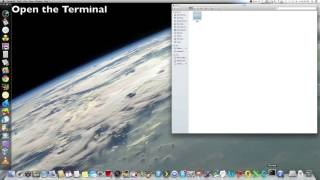 How to Delete Locked Files in Mac OS X Manually