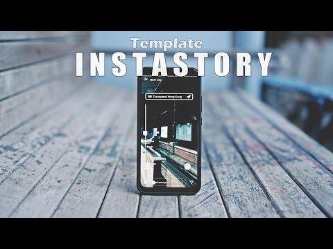 Bikin Template InstaStory Minimalis | Trik Insta Story