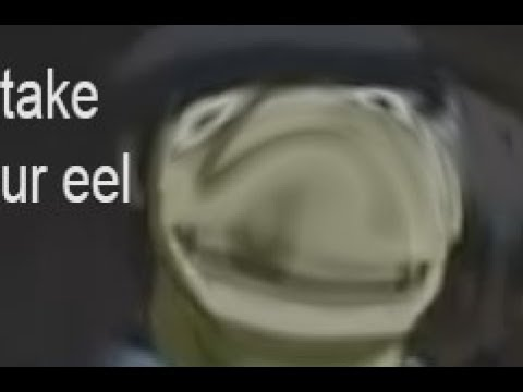 [Gorillaz YTP] russel finally gets the eel