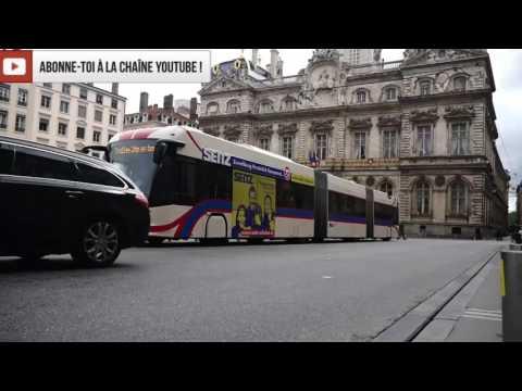 Tcl présentation du troley bus