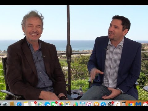 Gary Graham, Hollywood actor, and Whiskey Politics with Dave Sussman
